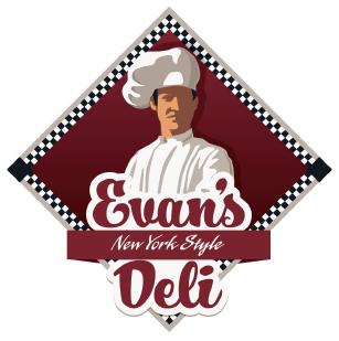Evan's NY Style Deli Logo